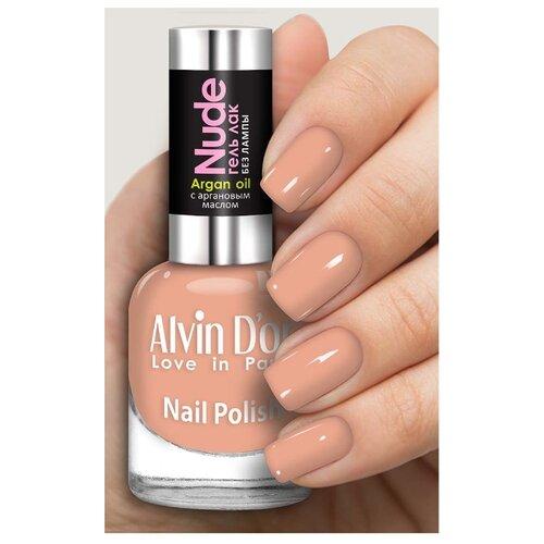 Лак Alvin D'or Nude, 15 мл, оттенок 4209 лак kinetics nude different 15 мл оттенок 395