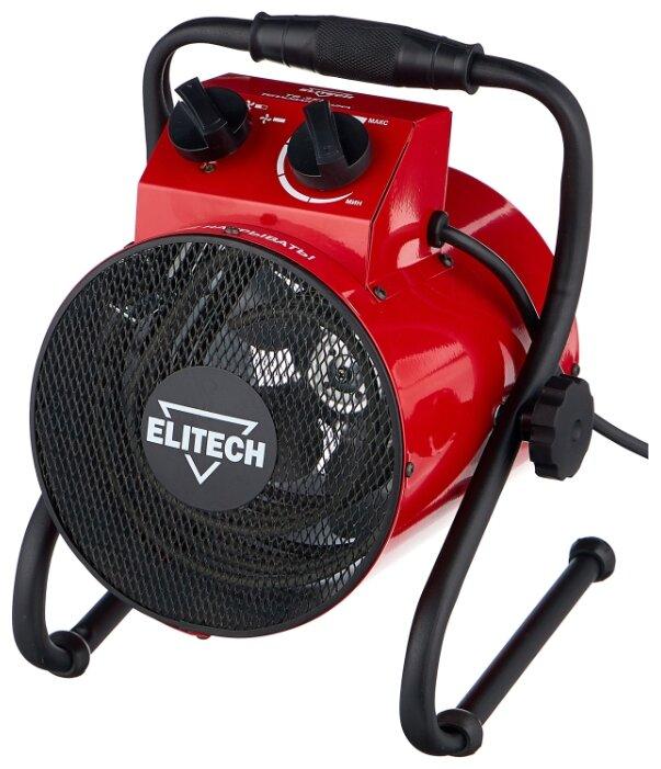Электрическая тепловая пушка ELITECH ТВ 3ЕК (3 кВт)