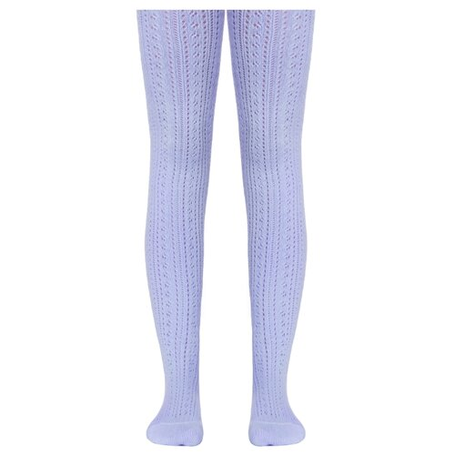 Фото - Колготки Conte-kids MISS размер 104-110, бледно-фиолетовый колготки аба к02 размер 12 фиолетовый