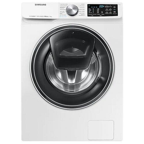 Фото - Стиральная машина Samsung WW70R62LVSW стиральная машина samsung ww80r42lhfw