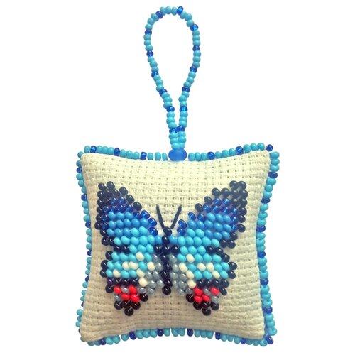 Купить ZENGANA Набор для вышивания Лунная бабочка 5 х 5 см (М-039), Наборы для вышивания