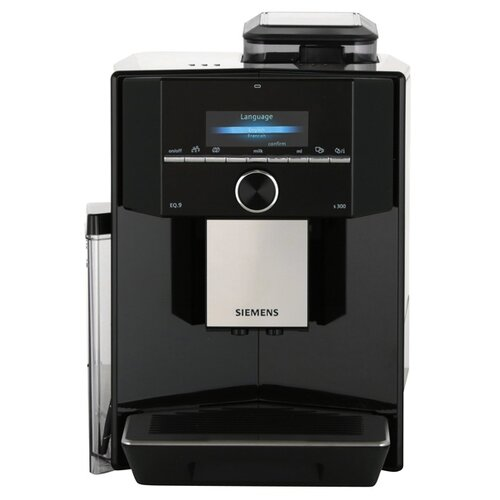 Кофемашина Siemens TI923309RW EQ.9 s300, черный