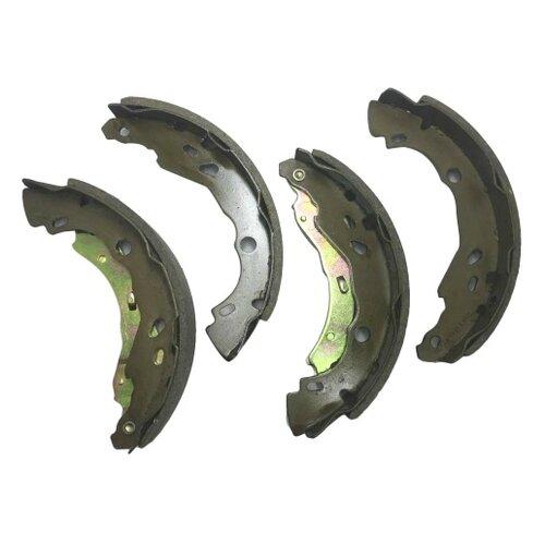 Барабанные тормозные колодки задние TRW GS8455 (4 шт.) фото