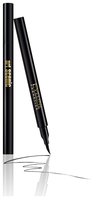 Eveline Cosmetics Подводка-фломастер для глаз Art Professional Make-Up