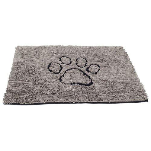 Коврик для собак Dog Gone Smart Doormat L 89х66 см серый