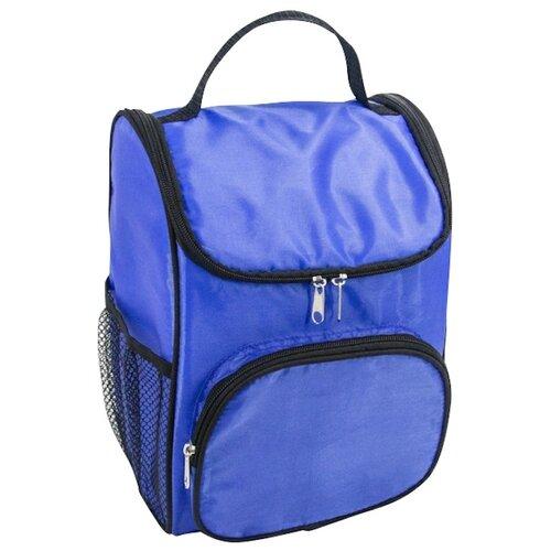Фото - ECOS Термосумка СВ-45 синий 9 л iris barcelona термосумка cubic happy lunchbag зигзаг 3 9 л