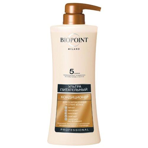 Купить Biopoint кондиционер Ультра питательный для поврежденных и сухих волос, 400 мл