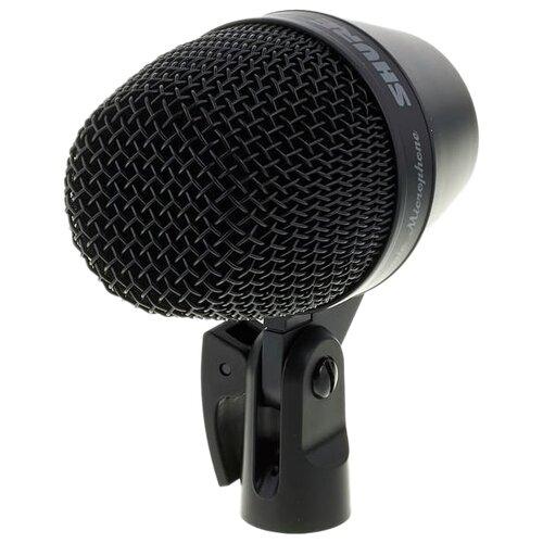 Микрофон Shure PGA52-XLR, черный