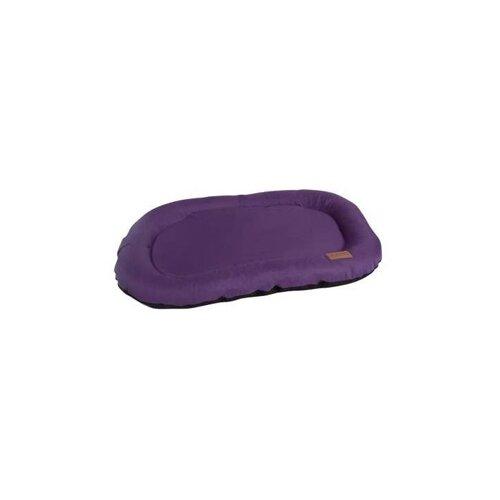 Лежак для собак Katsu Pontone Kasia S 74х46х15 см фиолетовый