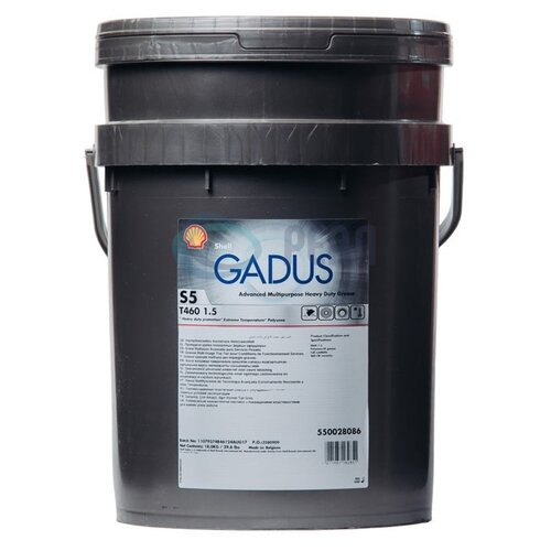 Смазка SHELL Gadus S5 T460 1.5 18 кг