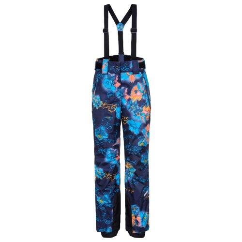 Купить Брюки ICEPEAK 451005593IV размер 152, темно-синий, Полукомбинезоны и брюки