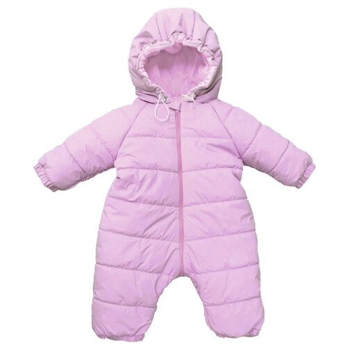 Купить Комбинезон Топотушки размер 62, розовый, Теплые комбинезоны