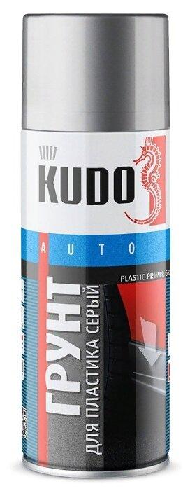 Аэрозольный грунт-праймер KUDO активатор адгезии для пластика (KU-6020)