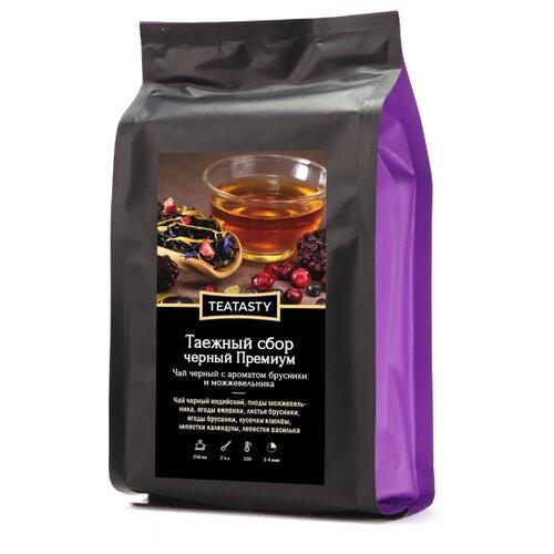 Чай черный TEATASTY Таежный сбор Премиум , 150 г фото