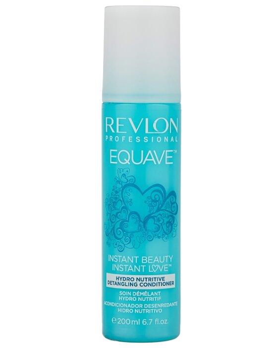 Revlon Professional несмываемый спрей-кондиционер для волос Equave Hydro Nutritive увлажняющий и питательный