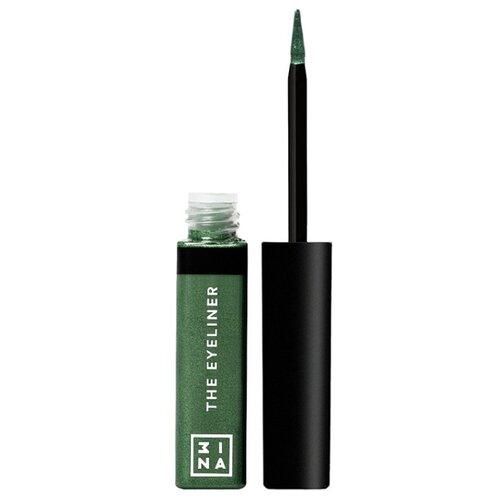3INA Подводка для глаз The Color Eyeliner, оттенок 508 3ina карандаш для губ с аппликатором 3ina 513