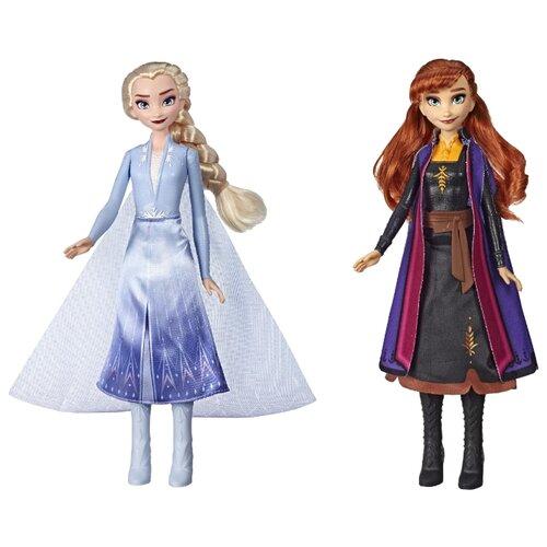 Кукла Hasbro Disney Princess Холодное сердце 2 в сверкающем платье, в ассортименте, 28 см, E6952EU4