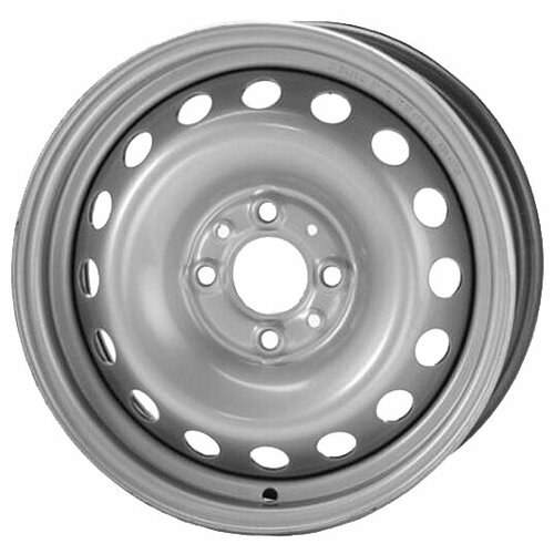 Фото - Колесный диск Mefro 21214-3101015-00 5x16/5x139.7 D98 ET58 Silver колесный диск neo wheels 640 6 5x16 5x114 3 d66 1 et50 s