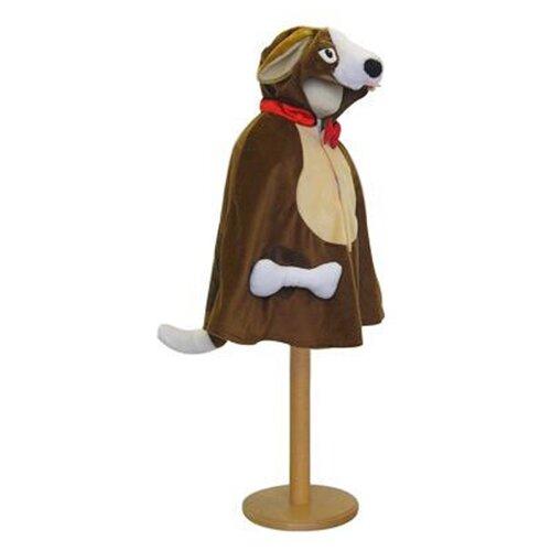 цена на Костюм travis designs Собака Барни (DOG-STD), коричневый, размер 4-8 лет