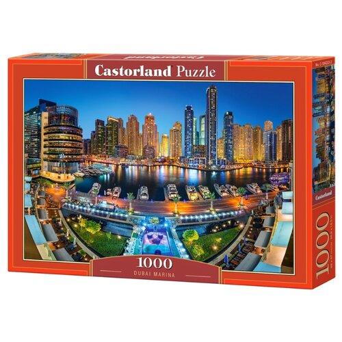 Купить Пазл Castorland Dubai Marina (C-104222), 1000 дет., Пазлы