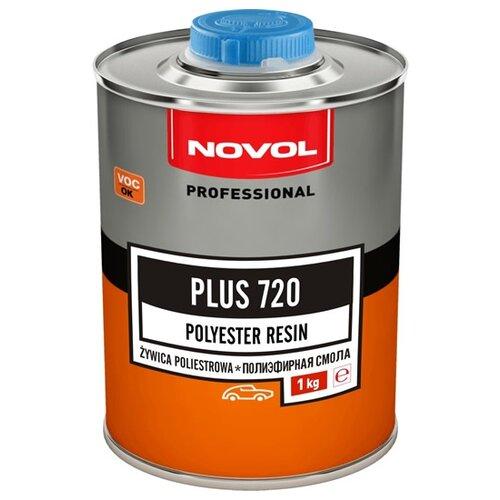 Смола NOVOL PLUS 720 желтый 1 кг