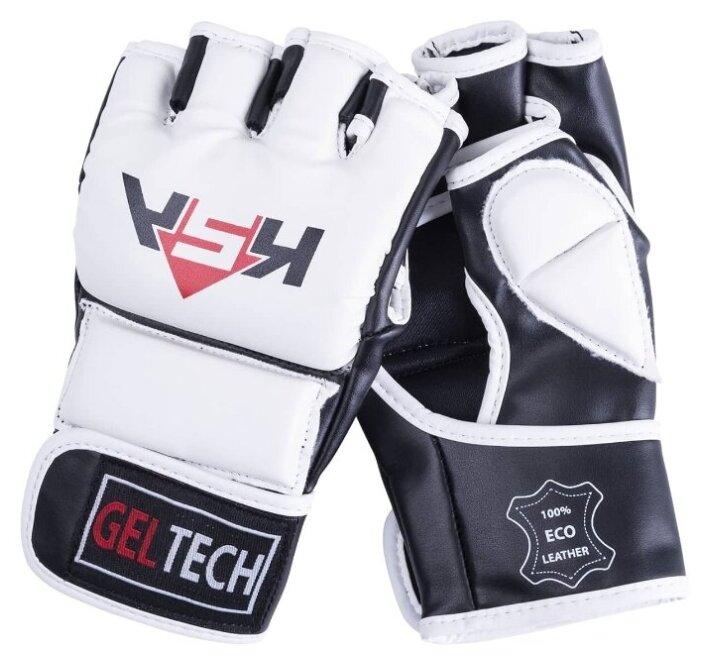 Перчатки KSA Lion Gel для MMA