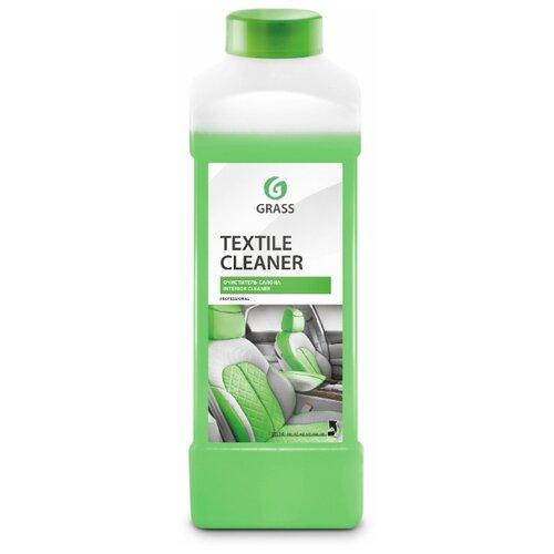 Очиститель салона Textile cleaner (канистра 1 л) очиститель салона grass universal cleaner 20 кг