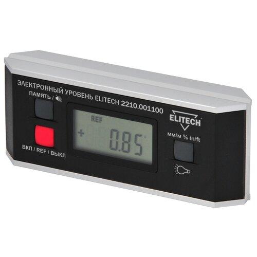 Уклономер электронный ELITECH 2210.001100 электронный уровень уклономер condtrol i tronix 80