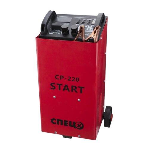 цена на Пуско-зарядное устройство СПЕЦ СР-220-S красный/черный