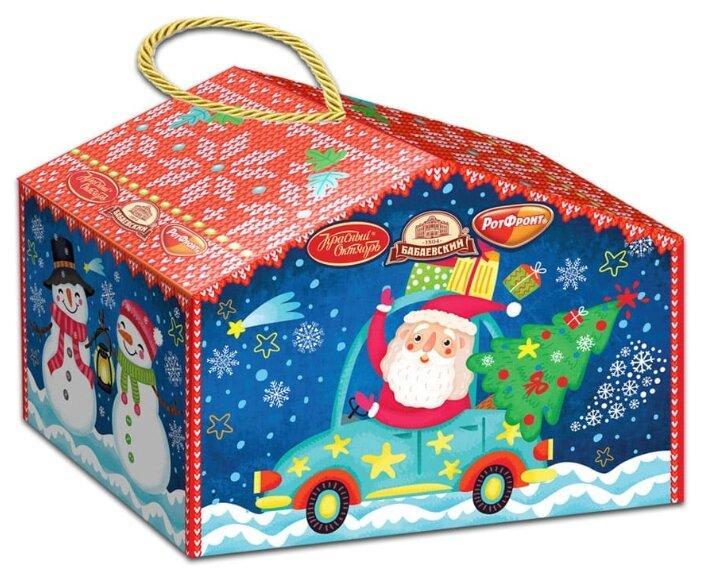 Подарочный набор Рот Фронт Новогодний сувенир 300 г