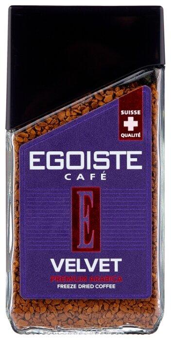 кофе Egoiste Velvet растворимый отзывы
