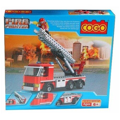 Купить Конструктор COGO Fire fighter CG3613, Конструкторы