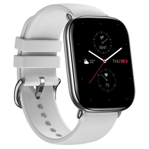 Умные часы Zepp E Square (фторкаучук), галечно-серый