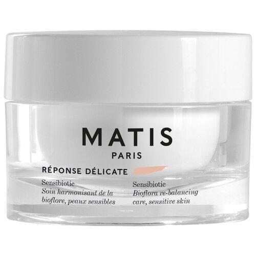 Matis Reponse Delicate Крем для чувствительной кожи лица для поддержания баланса биофлоры 50 мл