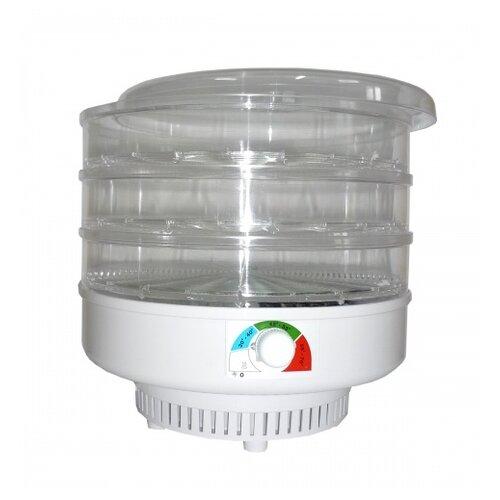 Сушилка Спектр-Прибор ЭСОФ-0,5/220 Ветерок белый/прозрачный