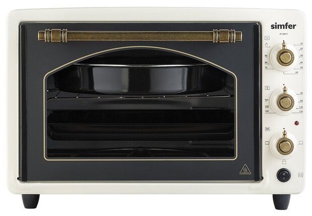 Мини-печь Simfer M3417 — стоит ли покупать? Выбрать на Яндекс.Маркете