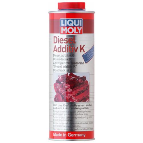 LIQUI MOLY Diesel Additiv K 1 л