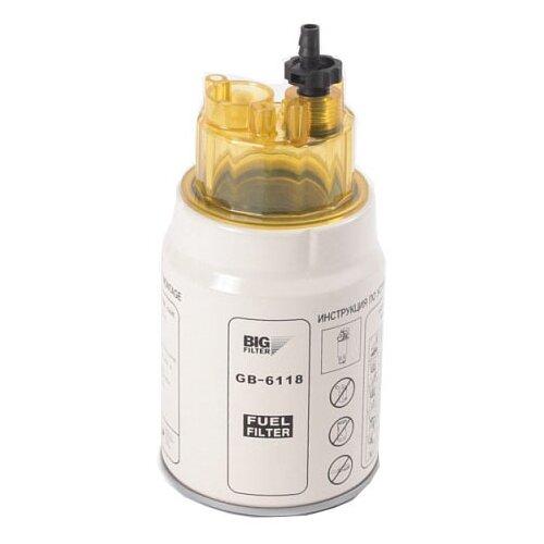 Топливный фильтр BIG FILTER GB-6118 топливный фильтр big filter gb 612