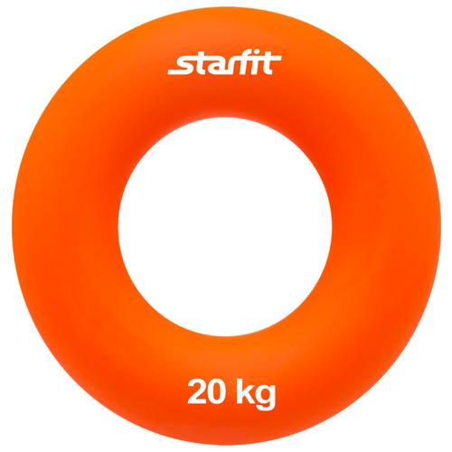 Эспандер кистевой Starfit ES-403 20 кг 7 х 7 см оранжевый