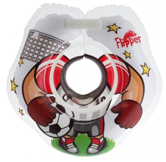 Круг на шею Roxy kids Футболист FL010