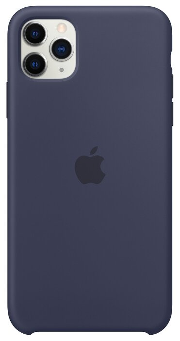 Чехол для APPLE iPhone 11 Pro Max Silicone Case Midnight Blue MWYW2ZM/A