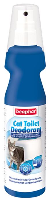 Спрей  дезодорант Beaphar Cat Toilet Deodorant дезодорант