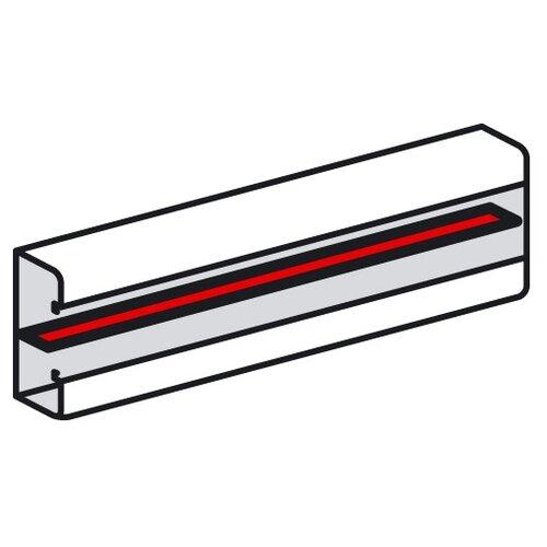 Разделитель-перегородка для настенного кабель-канала Legrand 638008