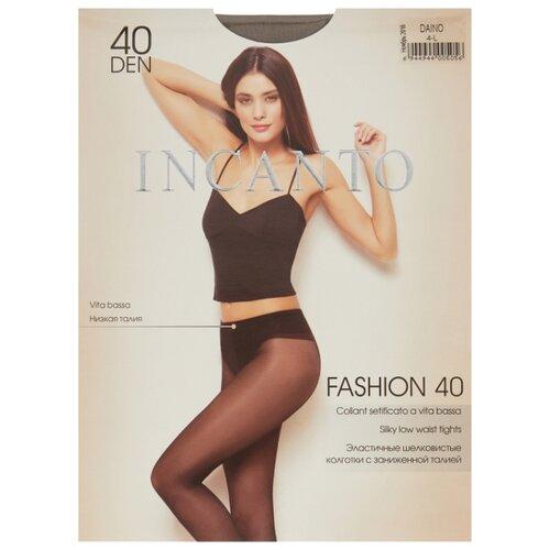Колготки Incanto Fashion 40 den, размер 4, daino (бежевый) колготки incanto elle 40 den размер 4 daino бежевый