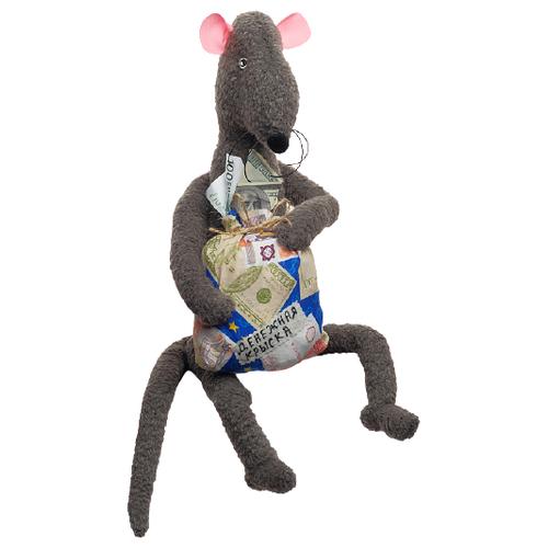 Бюро находок Денежная крыска, серый
