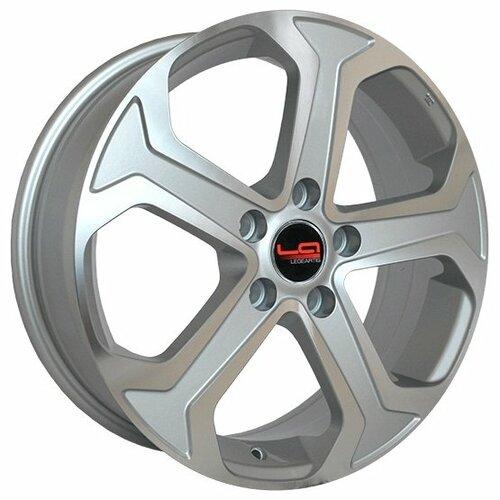 Фото - Колесный диск LegeArtis NS152 7x18/5x114.3 D66.1 ET40 BKF колесный диск legeartis ns517 7x18 5x114 3 d66 1 et40 gm