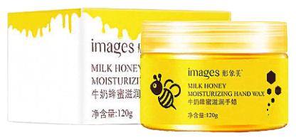 Маска для рук Images Milk Honey Moisturizing Hand