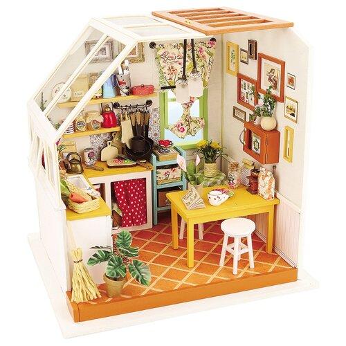 Сборная модель Rolife Румбокс Уютная кухня (DG105)