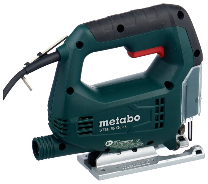 Электролобзик Metabo STEB 65 Quick коробка