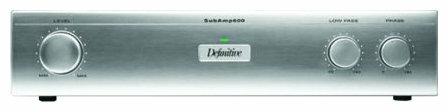 Усилитель для сабвуфера Definitive Technology SubAmp 600